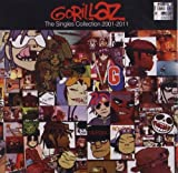 Gorillaz The Singles Collection 2001-2011 by Gorillaz (2011) Audio CD