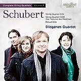 Schubert: String Quartets Vol. 4