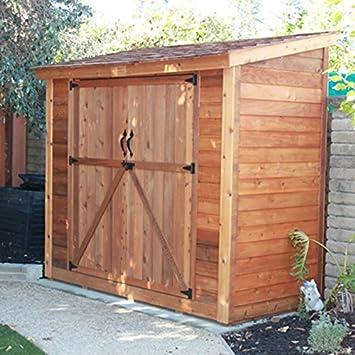 Wooden garden sheds amazon, backyard storage buildings, arts