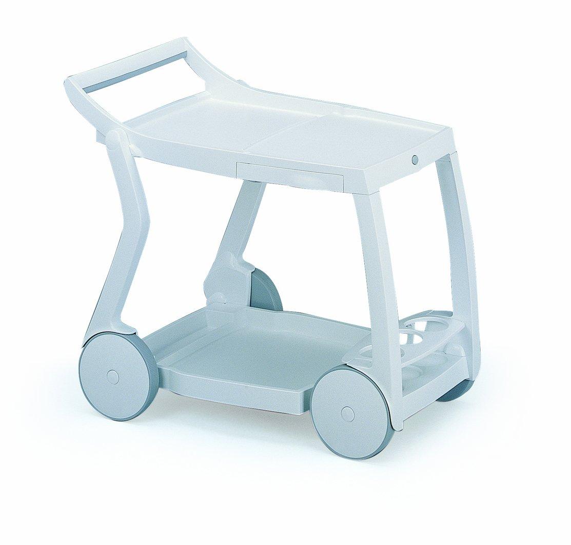 BEST 18480000 Servierwagen Galileo, weiß kaufen