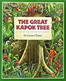 The Great Kapok Tree: A Tale of the Amazon Rain Forest (Gulliver books) Lynne Cherry