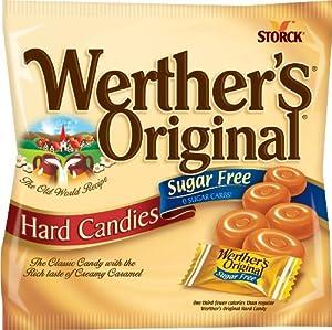 Werthers Original Sugar Free Hard Candies by Storck USA LP