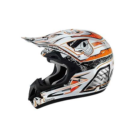 Airoh casque de moto jM32 jumper, orange