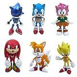 Sonic the Hedgehog 6 Piece 2.4