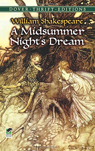 A Midsummer Night's Dream (Dover Thrift Editions)