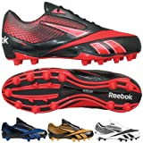 Reebok NFL Men's U-Form 4Speed Low M4 Football Cleats