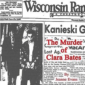 The Murder of Clara Bates Audiobook
