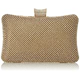 MG Collection Raquel Clutch