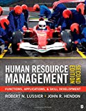 img - for Human Resource Management: Functions, Applications, and Skill Development book / textbook / text book