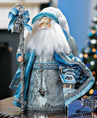 Winter-Collectible-Santa-Claus-Figurine
