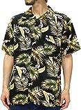 (スタイルバイオリジナルス) Style by Originals POWER JEANS VALUE アロハシャツ 半袖 シャツ レーヨン ハイビスカス 10color M 柄2
