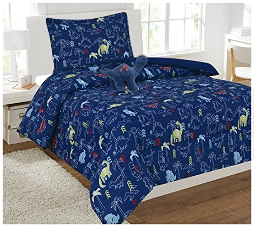 Animal Comforter Sets - Dinosaur Comforter Set