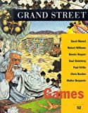 Grand Street 52: Games (Spring 1995) (1885490038) by Hopps, Walter