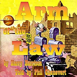 Arm of the Law Audiobook