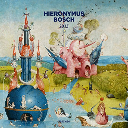 Hieronymus Bosch 2015 Wall Calendar (Bosch Calendar compare prices)