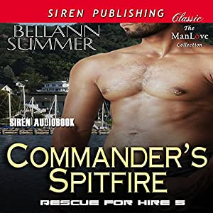 Commander's Spitfire: Rescue for Hire 5 Audiobook