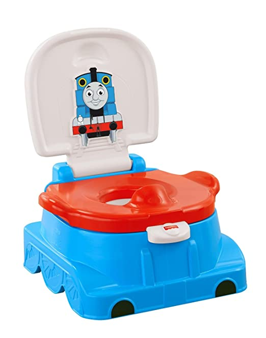 Fisher-Price Thomas the Train Thomas Railroad Rewards Potty