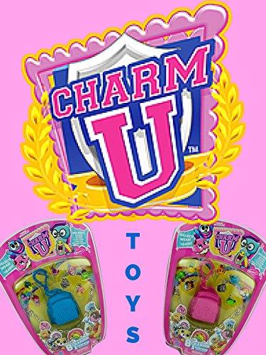 Charm U UNBOXING