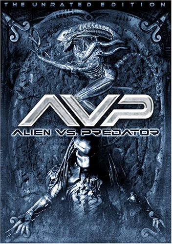 Cover art for  AVP: Alien Vs. Predator - The Unrated Edition (Collector's Edition)