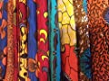 Assorted African Fabric Ankara Prints Grab Bag- $33 Savings (10yards Total)