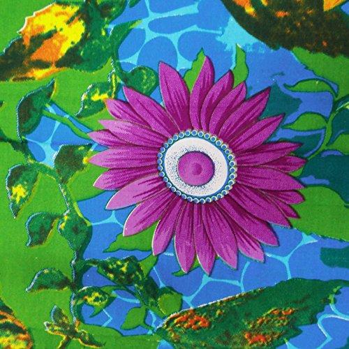 Reiner Baumwolle Grün Stoff Blumenart machen Kissen Kissen Quilt Von Per Yd