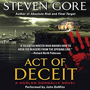 Act of Deceit Hörbuch