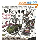 Festival of Bones / El Festival de las Calaveras: The Little-Bitty Book for the Day of the Dead (English and Spanish Edition)