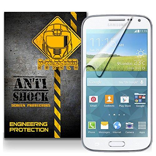D-Flectorshield Samsung Galaxy K Zoom Anti-Shock/Military Grade/ Tpu /Premium Screen Protector / Self Healing / Oleophobic Material / Ez Install / Ultra High Definition / Scratch Proof / Bubble Free Install / Precise Laser Cuts front-505236