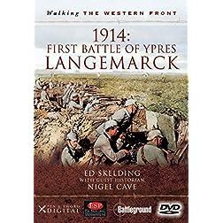 1914: First Battle of Ypres - Langemarck