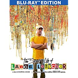The Secret Life of Lance Letscher [Blu-ray]