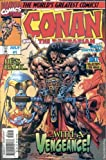 img - for Conan The Barbarian #1 He's Back...With a Vengeance! (Volume 2) book / textbook / text book
