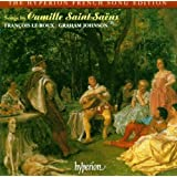 François Le Roux - Songs by Camille Saint-Saëns