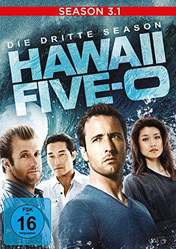 Hawaii Five-0 - Season 3.1 [3 DVDs]
