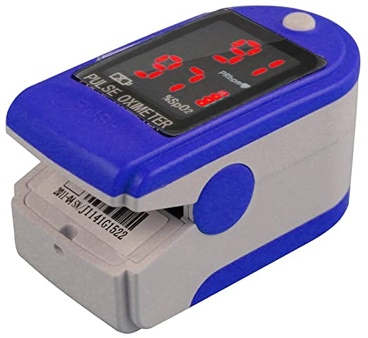 CMS 50-DL Pulse Oximeter with Neck & Wrist cord