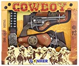 Gonher CowBoy Set 12 Shots Double, Multi Color best price on Amazon @ Rs. 4957