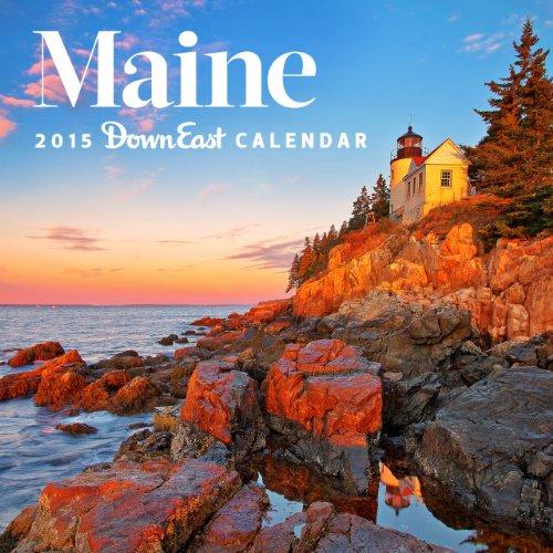 2015 Maine Down East Wall Calendar