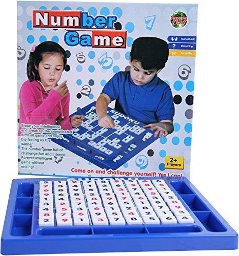 Sudoku - Number Game Number Toys - 1