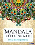 Mandala Coloring Book: Coloring Books for Adults : Stress Relieving Patterns: Volume 20