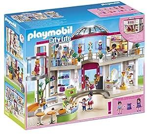 Playmobil - 5485 - Figurine - Grand Magasin Aménagé