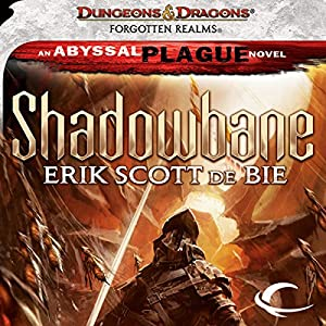 Shadowbane: Eye of Justice Audiobook