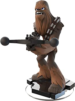 Disney Infinity Star Wars Chewbacca Figure