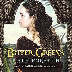 Bitter Greens Audiobook