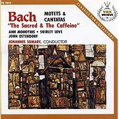 """Motet """"Der Geist hilft unserer Schwachheit auf"""" BWV 226"""