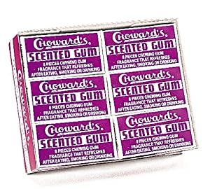 C. Howard Scented Gum, 1.5-Ounce Boxes (Pack of 24)