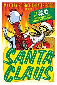 Mystery Science Theater 3000 Santa Claus