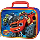Blaze and the Monster Machines Soft Lunch Bag