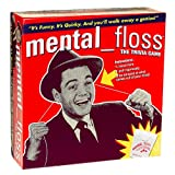 Mental Floss Trivia Game ~ Pressman