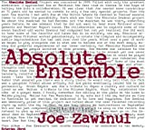 Peace - Absolute Ensemble