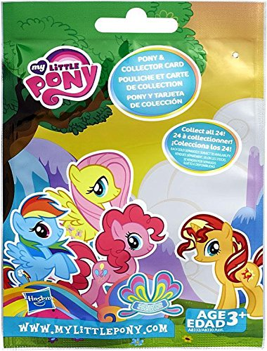 My Little Pony Surprise Bag Mini Figure Wave 11 - Blind Bag - 1