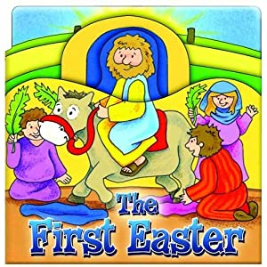 First Easter (3d Storybook) Juliet David